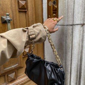 3.5折起+最高再减$100Bottega Veneta 时尚闪促 收编织、云朵包、香芋紫钱包$241