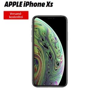 一次性购机费29€ 送APPLE iPhone Xs包月电话+短信+24GB LTE高速流量 月租仅39.99欧