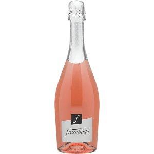 汽泡干桃红葡萄酒