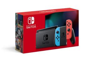 日本直邮¥2025Nintendo Switch 全新续航增强版 红蓝配色