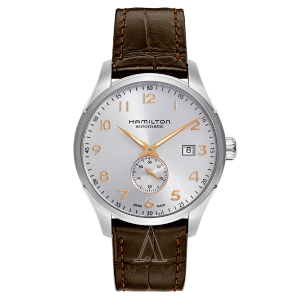 Hamilton Men's Jazzmaster Maestro Small Second Watch Model: H42515555