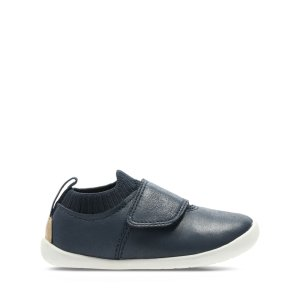 Clarks幼童 Roamer 鞋