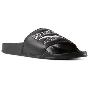 ReebokClassic Slide 黑色拖鞋
