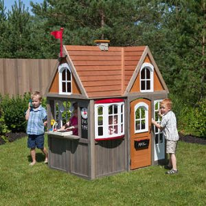 $239.99最后一天:Costco 儿童大型实木玩具屋,与店内同价