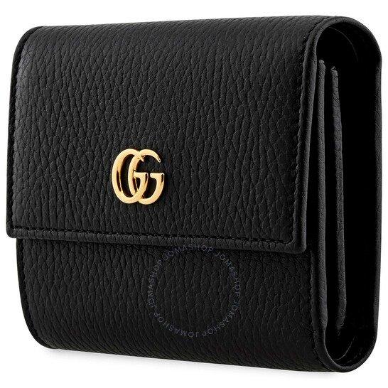 Gg Marmont 黑色钱包