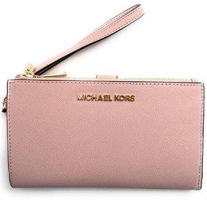 Michael Kors 粉色钱包