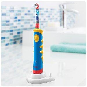 $34.96 (原价$47.99)Oral-B 迪士尼皮克斯 会唱歌的儿童电动牙刷