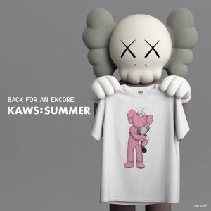 Now AvailableUniqlo x KAWS Back For An Encore