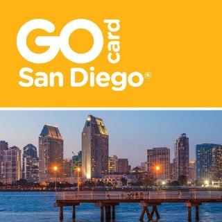 低至4.5折+限时额外立减$55闪购:Go City Card 圣地亚哥景点通票 复活节促销返场