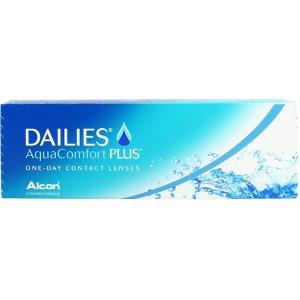 Dailies三重保湿技术AquaComfort Plus日抛 30片