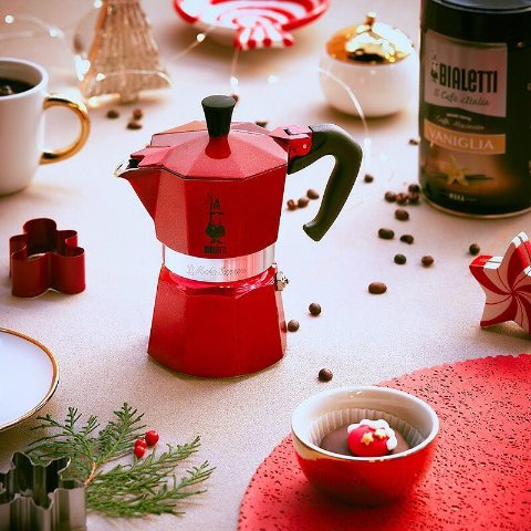 低至6.6折 €19收3杯量咖啡壶Bialetti 摩卡壶大促 意大利国民咖啡壶 居家也能喝到现做咖啡