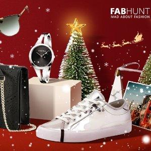 1折起+额外7折起法国12.12:Fabhunt 全场大促 收Gucci、Dior、Italia Independent