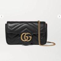GG Marmont super mini 链条包