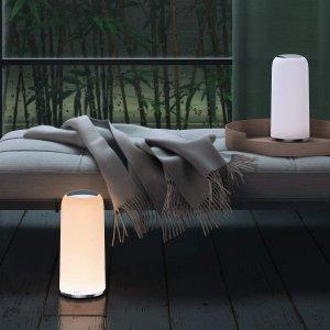 $43.99(原价$61.63)新年礼物:Aukey LED触摸灯 白光客厅照明 暖光卧室夜灯