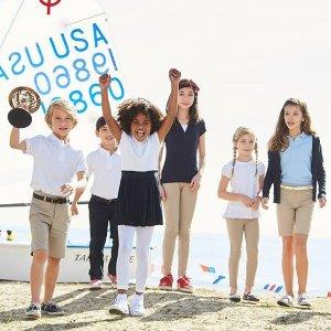 额外5折+额外8.5折Nautica 儿童清仓区折上再折 买满$100享额外7.5折