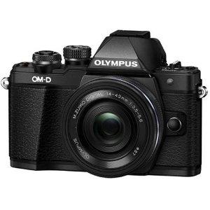 Olympus OM-D E-M10 Mark II 微单相机 + 14-42mm 套机