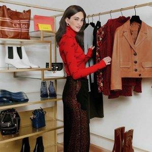 低至3折 €382收BBR衬衫YOOX 精选折扣区大促 Prada、Gucci、Chloe都参加