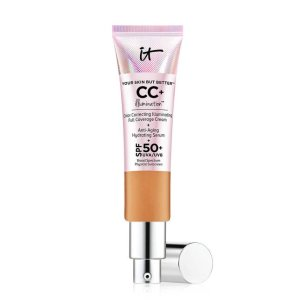 IT Cosmetics Canada保湿遮瑕款cc霜 SPF 50+