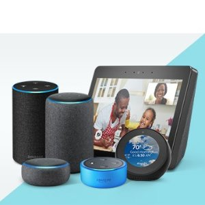 Amazon Trade-inGet an Amazon Gift Card + 25% Off a New Echo Device with Trade-in
