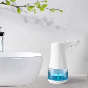 $33.99(原价$40.99)Esonmus 自动感应泡沫洗手液 无触摸 安全卫生勤洗手