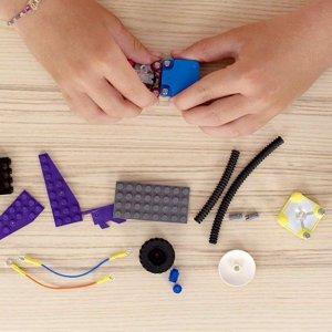 低至$18.90Circuit Cubes 儿童益智玩具,可和LEGO组合成智能玩具