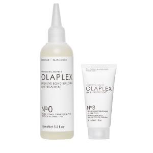 售价€30上新:OLAPLEX 0号+3号头发修护套装新上市 逆天好用