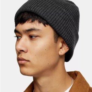 第二件半价Topman 男士冬季围巾帽子等配件优惠