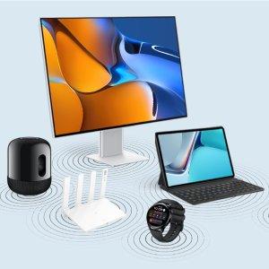 最高立减€500+送智能手环6Huawei华为官网大促 好价收蓝牙耳机、智能手表、平板电脑等