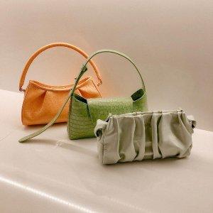 5折起 低至€190可收Elleme 巴黎独立设计师品牌 收热卖款法棍包、葡萄包等