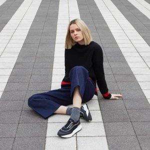 低至6折 人气热卖全黑款€185Rucoline 意大利隐藏大牌美鞋大促  舒适增高显腿长