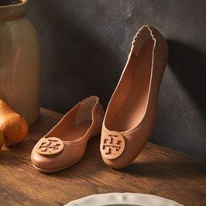 $75.99起 收新款Mini Miller超美凉鞋Rue La La 精选 Tory Burch 美鞋夏末热卖