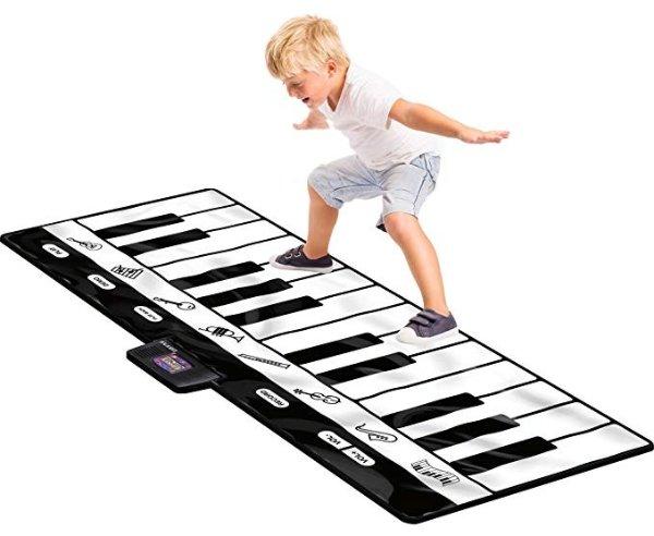 24键钢琴毯