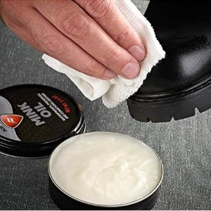 $2.99 Sof Sole Mink Oil for Leather @ Amazon.com