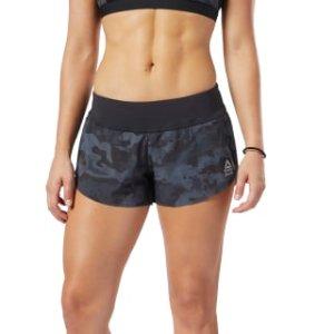 Reebok CrossFit® Knit Waistband Shorts - Black | Reebok US