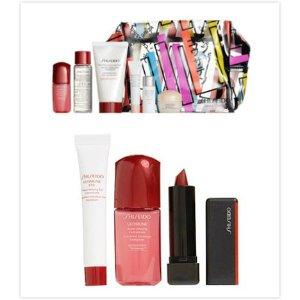 ShiseidoGift with $125 purchase