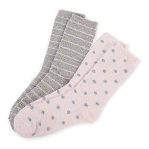 totes Chenille Lounge Socks