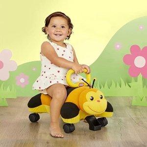 Little Tikes Bee Pillow Racer
