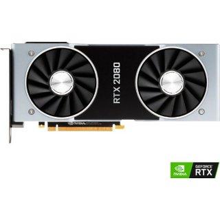 $729.99 (原价$799.99)NVIDIA GeForce RTX 2080 FE公版 8GB GDDR6 显卡