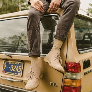 4.5折起 正价可享7折Clarks官网 秋季特惠 经典切尔西、英伦皮鞋、高跟鞋$59起