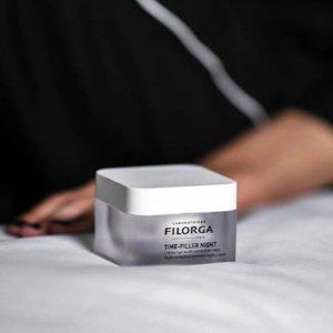 低至6.6折 收回溯时光系列Filorga 法国医美品牌 折扣区大降价
