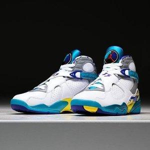 Nike封面款Wmns Air Jordan 8 Retro篮球鞋