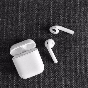 $171.75(原价$229)限时特惠:Apple Airpods 无线蓝牙耳机