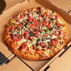 50% OFFHALF OFF LARGE PIZZAS