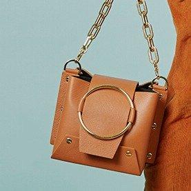 9折+包邮 春夏独家新设计精选Yuzefi 小众美包热卖 入手街拍利器