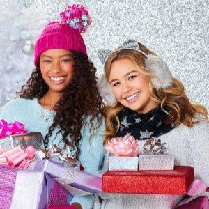 低至5折或第二件半价 圣诞小可爱就是你Claire's 圣诞元素配饰、家居折扣热卖 可爱santa和麋鹿都有噢