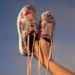 低至4.5折+额外8折FitFlop 精选春季新款美鞋热卖