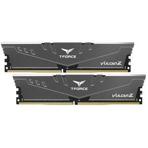 仅$96 2 x 8GBTeam T-FORCE VULCAN Z 16GB DDR4 3200 内存