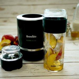€33.37 (原价€44.99)Breville 便携搅拌机 划算价格收Ins网红同款
