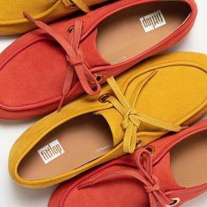 全场8.5折!€29收超舒适拖鞋独家:Fitflop 春季大促 爆火行走塑身鞋 时尚保健兼备 风靡亚洲