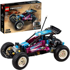 LEGO 科技组 道奇 Charger 和 可遥控越野赛车 组合套装